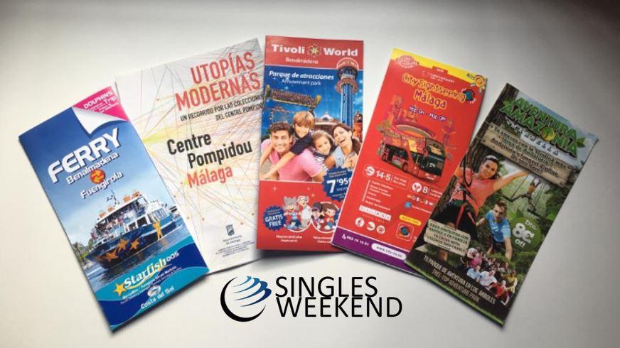 Actividades en tiempo libre en Benalmadena Singles Weekend