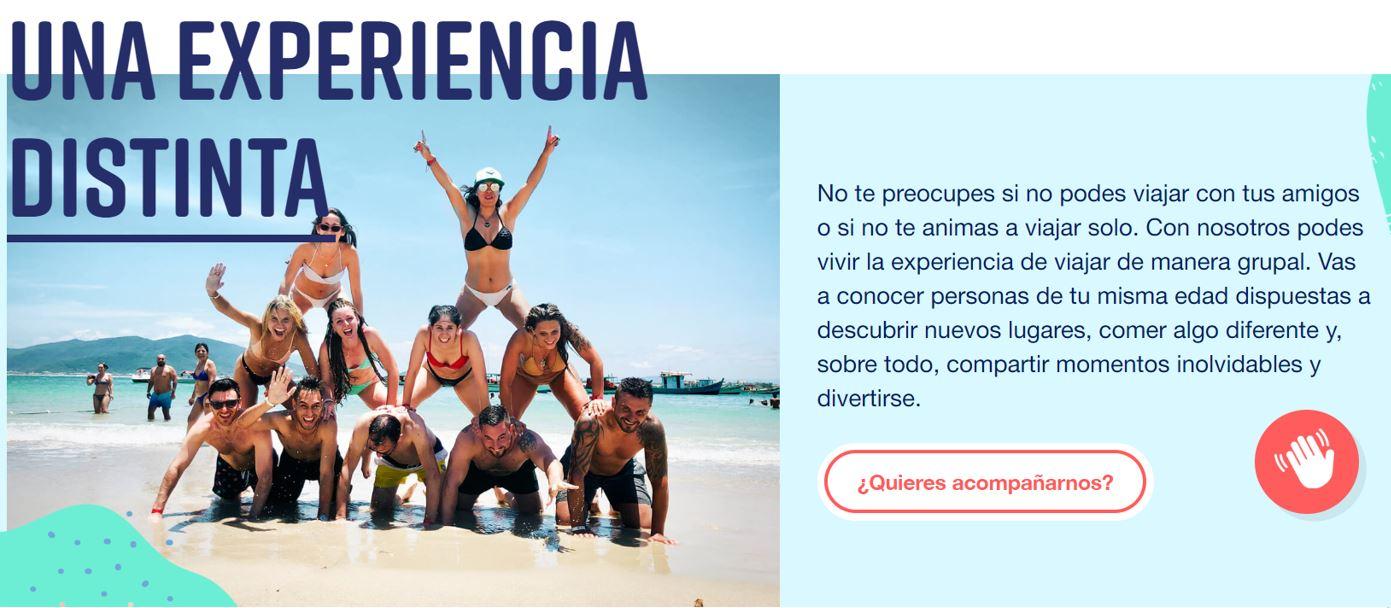 Agencia receptiva Argentina