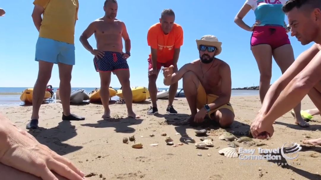Andalucia Adventure curso previo ruta en canoas