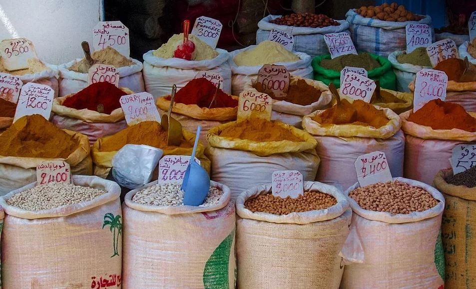 Aventura en Marruecos Vacaciones Singles mercado