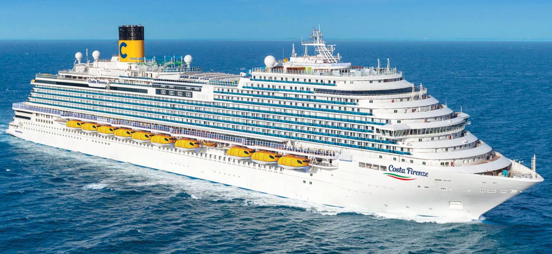 Barco Costa Firenze Crucero Ochentero 2021 B2Bviajes