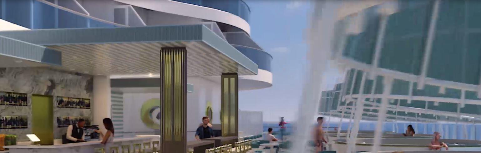 Barco Costa Esperalda de Costa Crueros en B2Bviajes