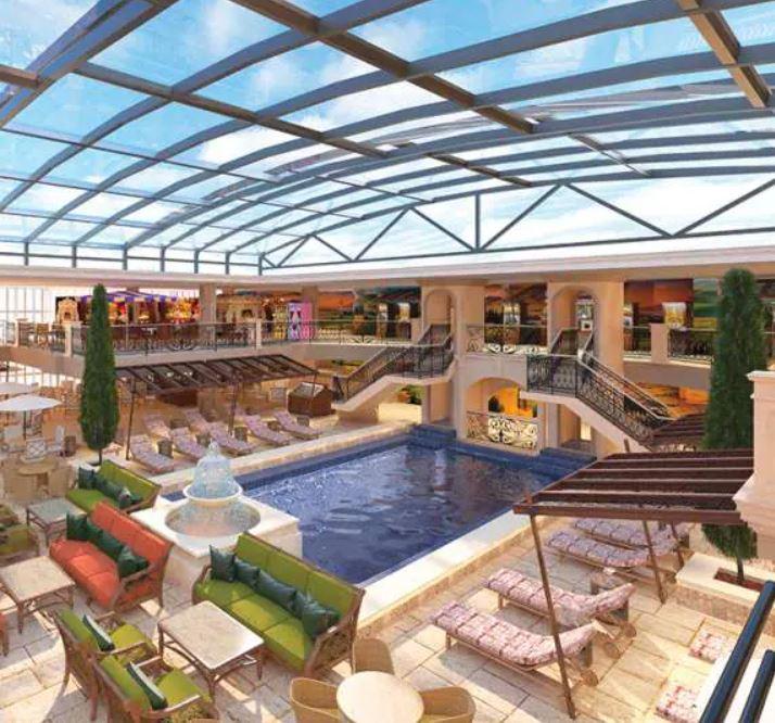 barco costa ffirenze piscina interior b2bviajes