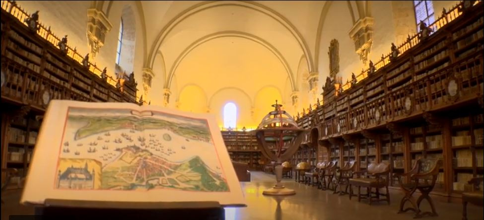 Biblioteca de la Universidad de Salamanca Que ver b2b Viajes