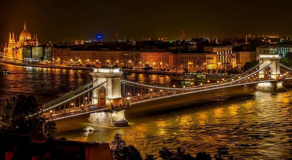 Budapest Vacaciones Singles puente de las cadenas