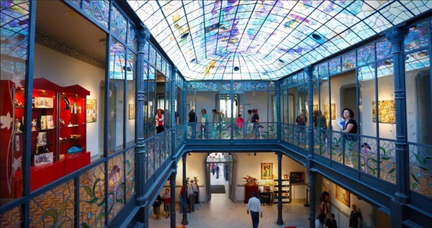 Casa Lis Museo Art Nouveau y Art Deco Salamanca b2b Viajes