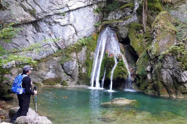 Viajes de senderismo para Singles destino Navarra