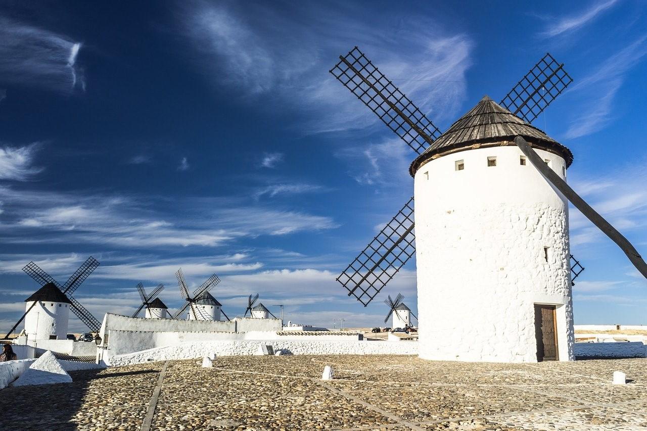 Cirucito b2b viajes Castilla la Mancha Molinos