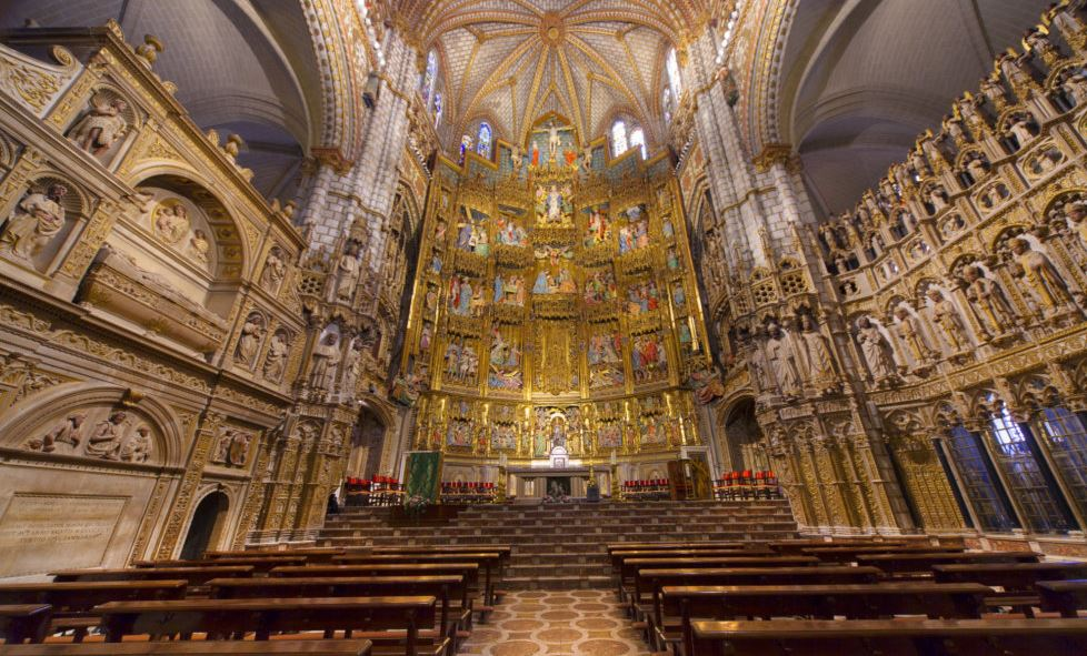 Toledo Catedral Interior Que ver b2b viajes