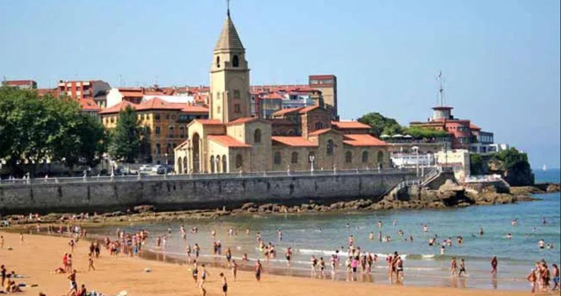 Viaje a Asturias Gijon