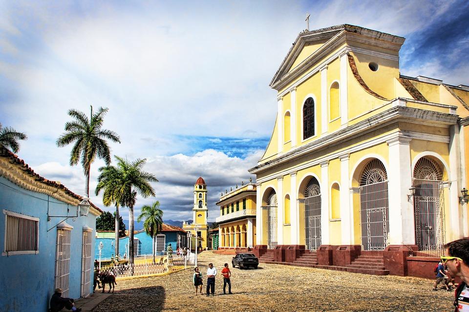 Viajes para Singles Circuito Cuba Trinidad