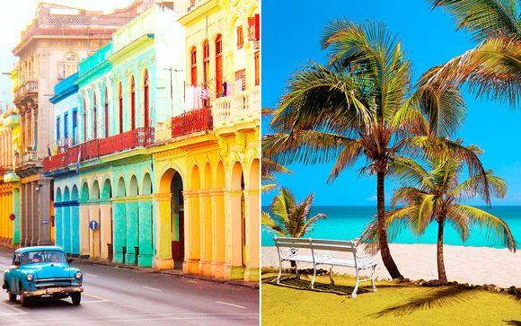Cuba Combinado Habana Varadero B2B viajes para solteros