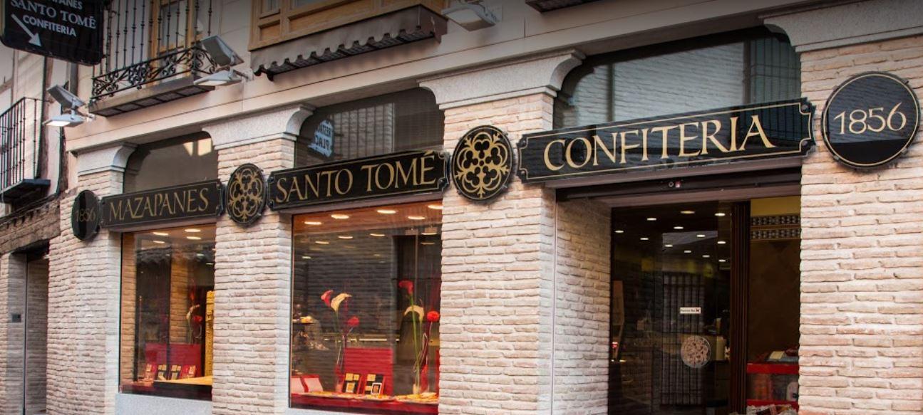 Confiteria Santo Tome Que hacer en Toledo b2b Viajes