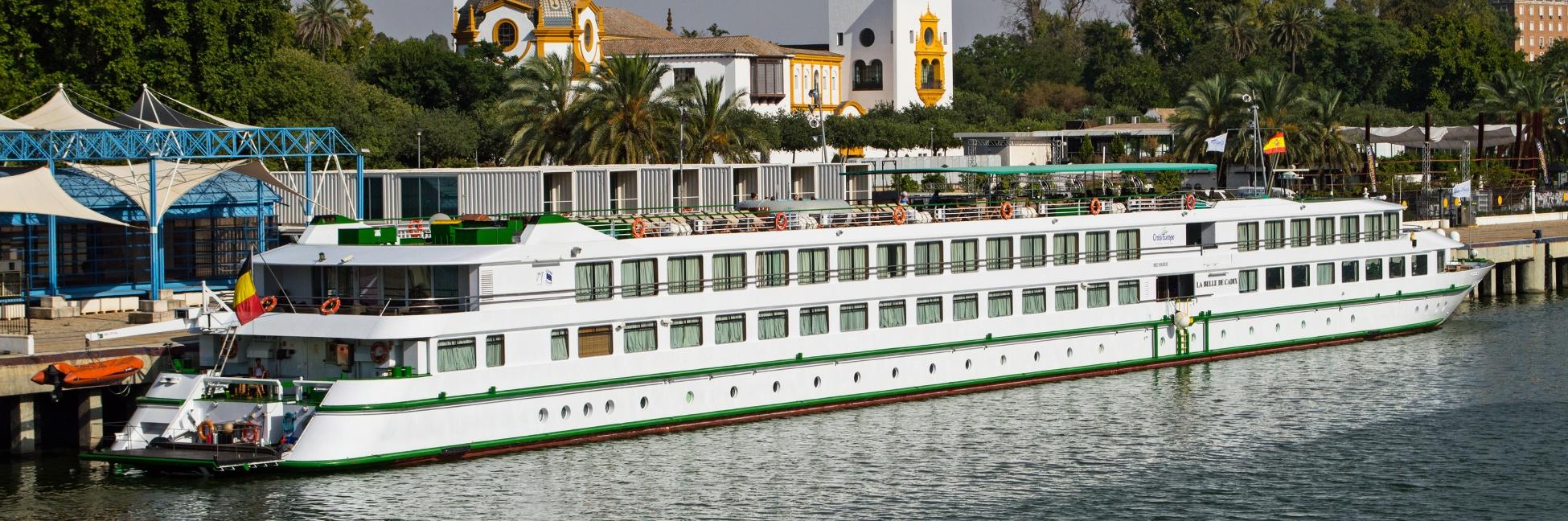 Crucero Fluvial Sevilla Cordoba y Granada Vacaciones SIngles