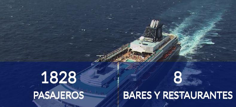 Barco Horizon Pullmantur Cruceros para Solteros Vacaciones Singles