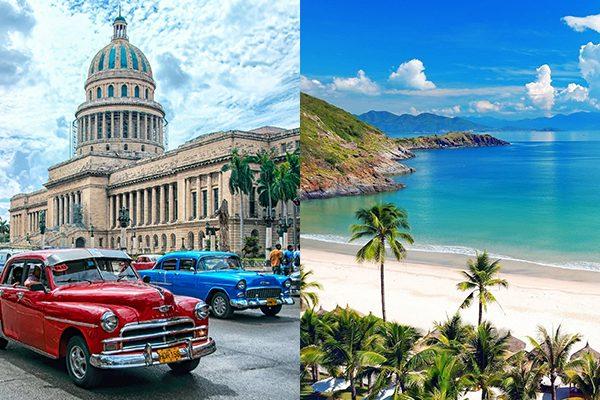 Cuba Habana y Varadero B2B viajes para solteros Vacaciones Singles