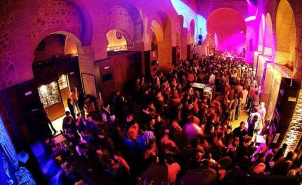 Discoteca Circulo del Arte en Toledo