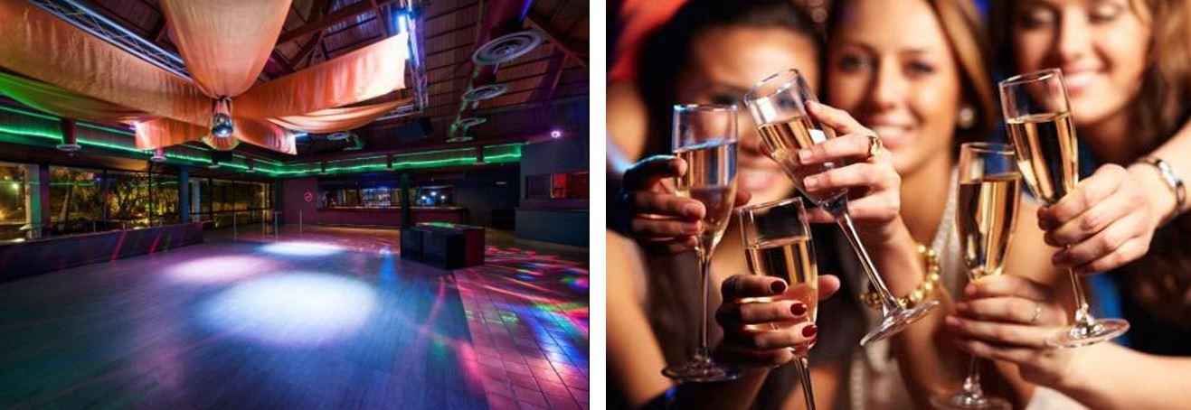 Discoteca del Hotel Catalonia Bavaro Punta Cana Todo Incluido