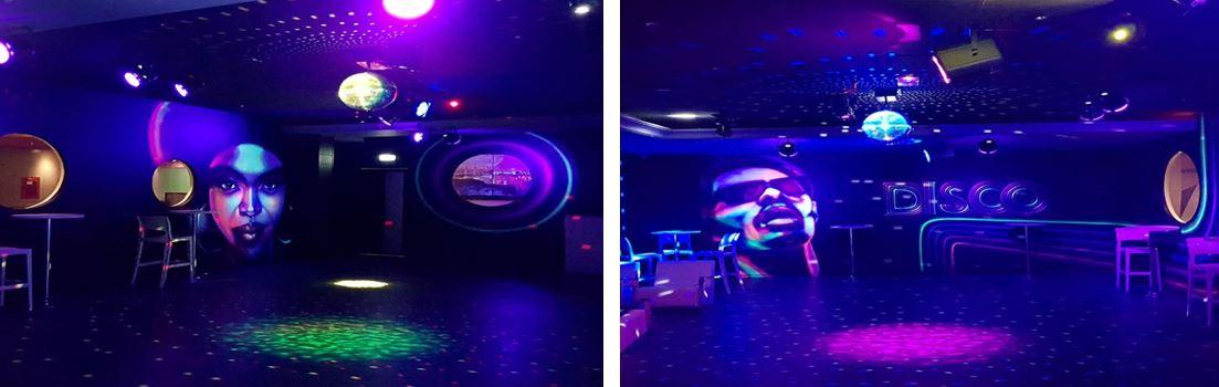 Discoteca del Hotel Spa Teruel B2Bviajes