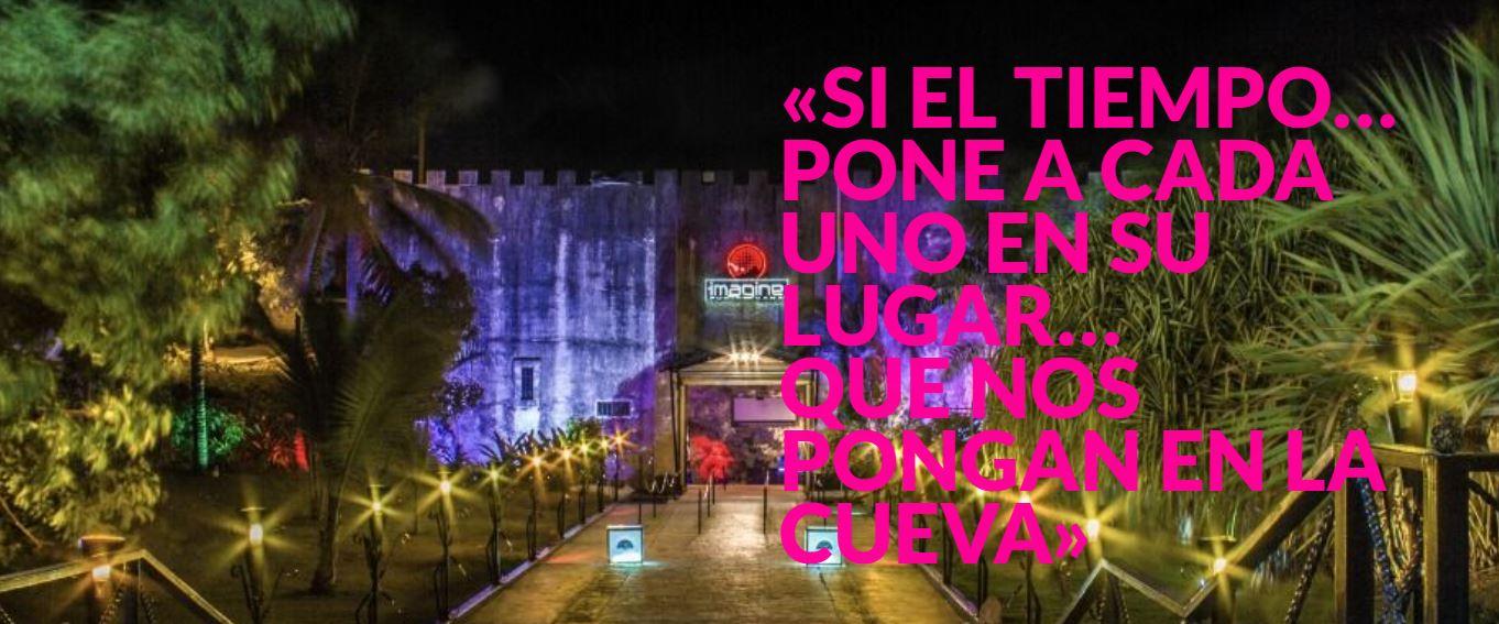 Discoteca Imagine Punta Cana vida noctuna b2bviajes