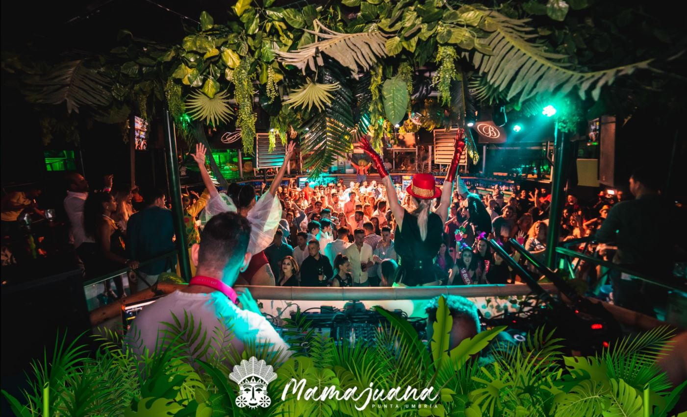 Discoteca Mamajuana Punta Umbria