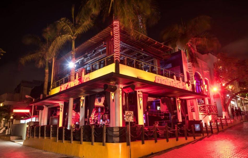Discoteca Mandala Rivera Maya b2bviajes