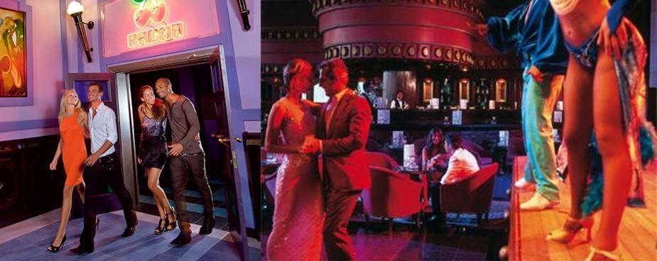 Discoteca Pacha Hoteles Riu Punta Cana
