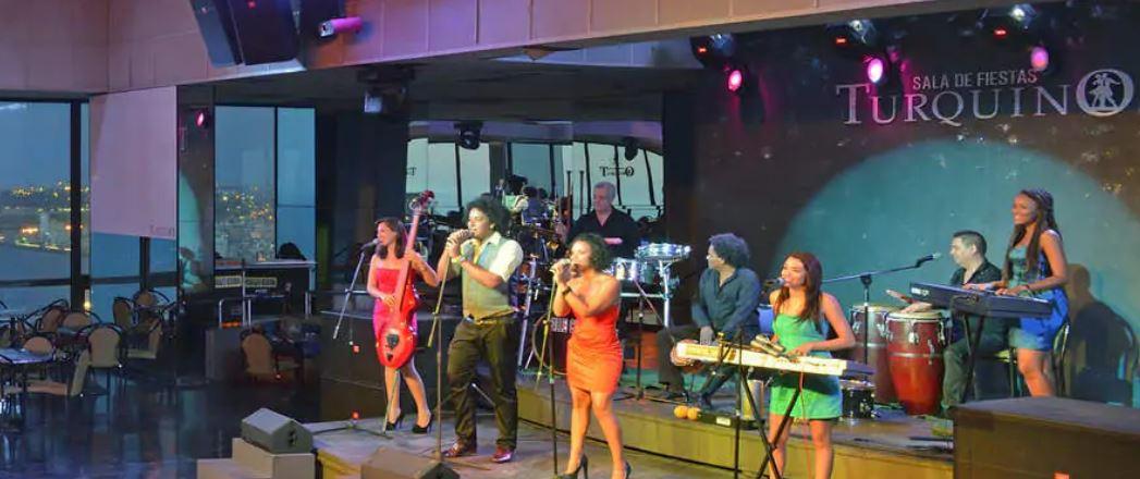 Discoteca Turquino en Hotel Tryp Habana Libre Vacaciones Singles