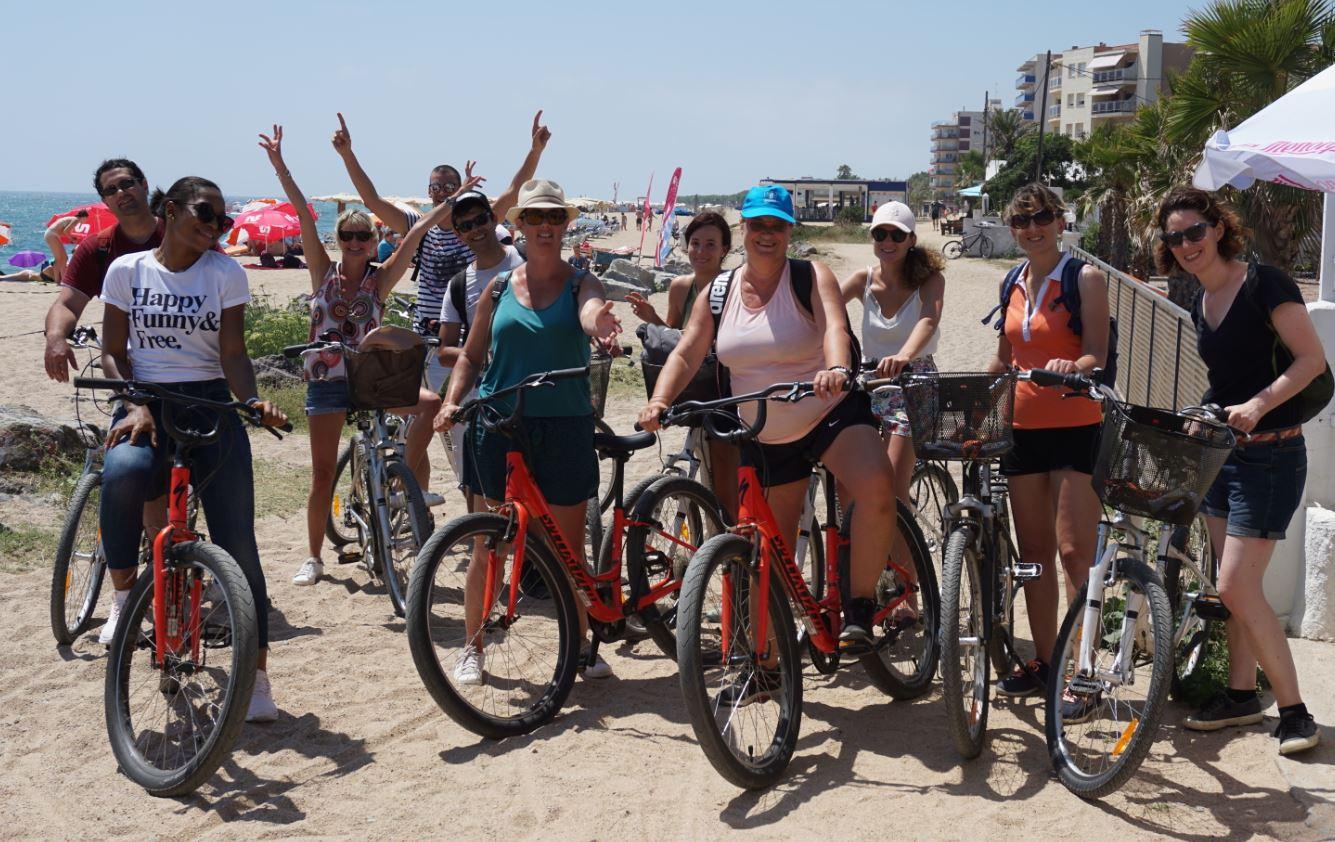 Diversion y Relax en Costa Brava Grupos Vacaciones Singles Verano