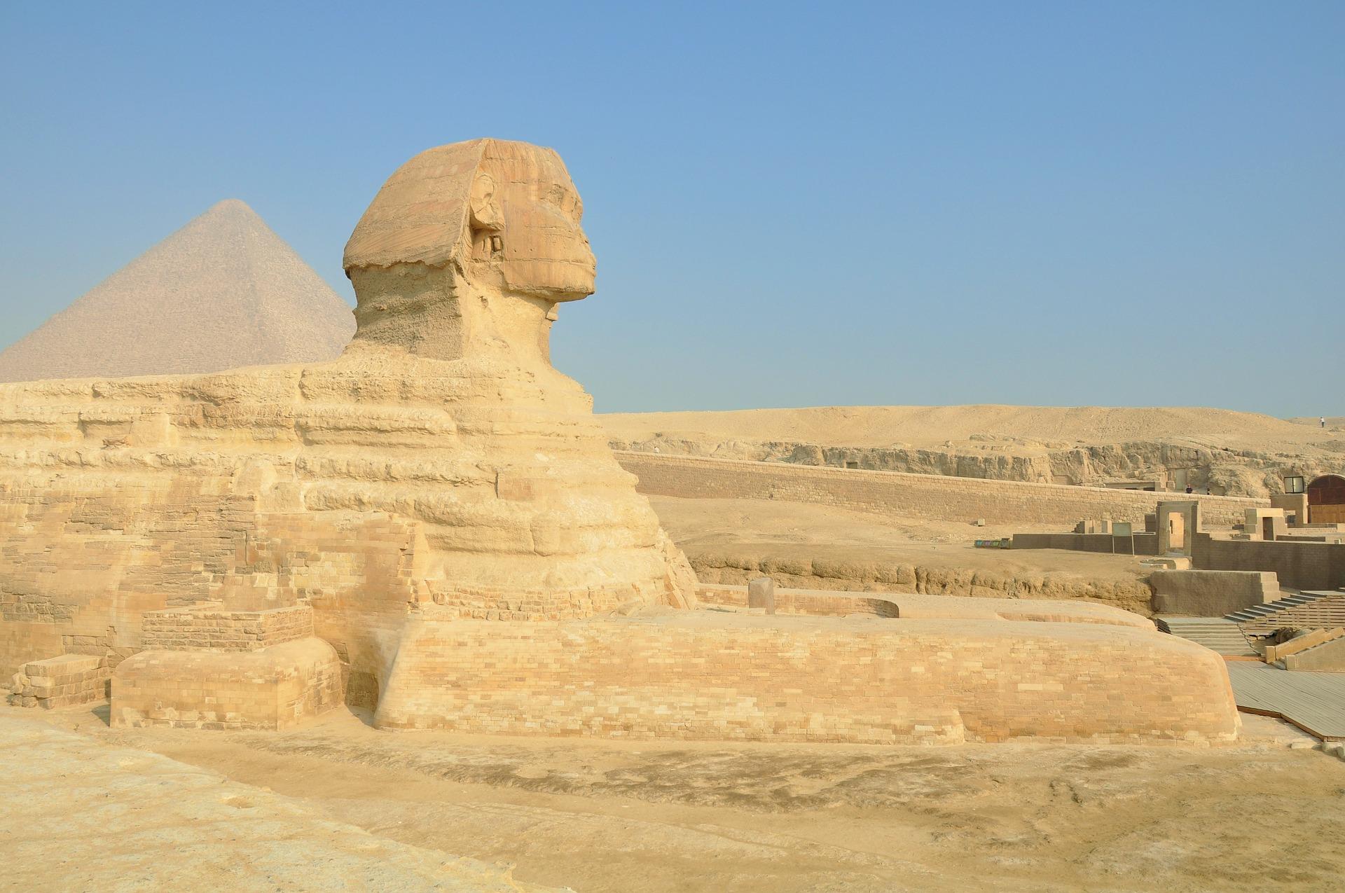 Egipto Vacaciones Singles Esfinge