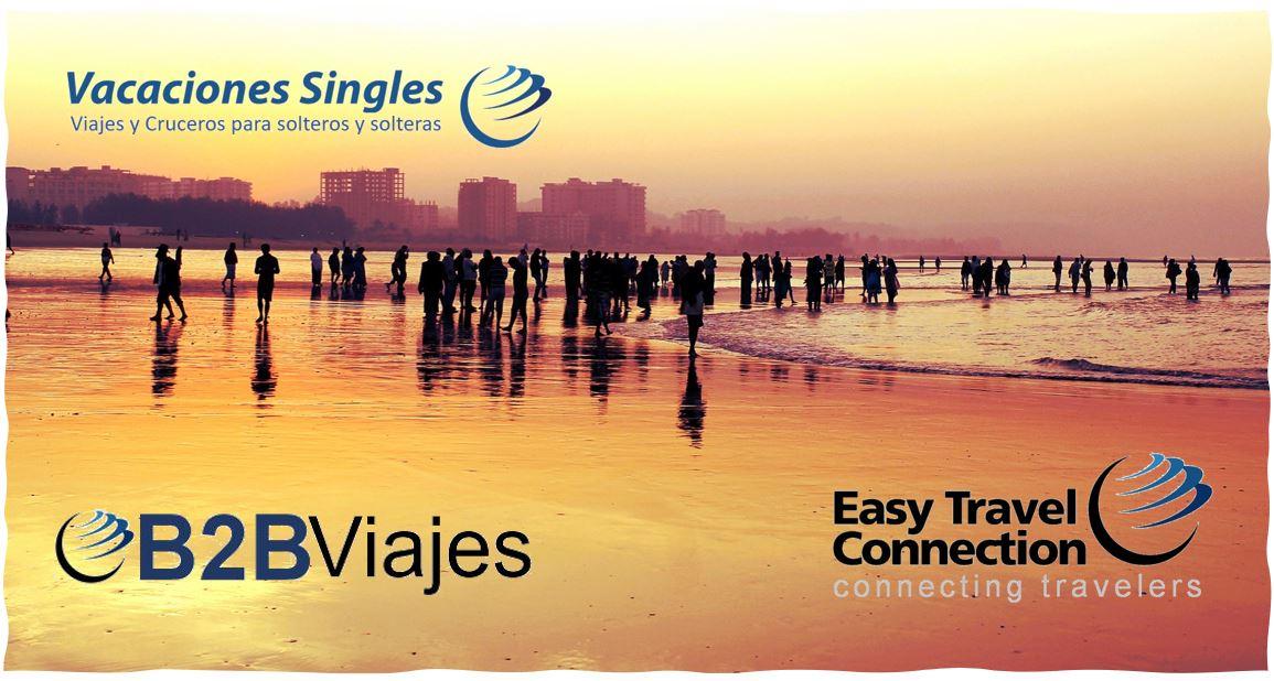 Estancias de Playa Vacaciones Singles B2Bviajes