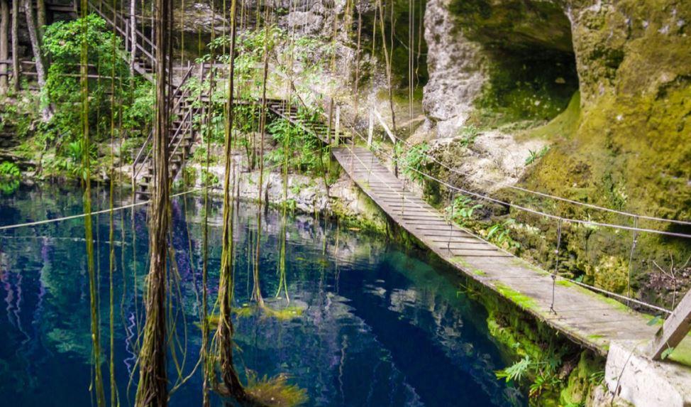 Ek Balam cenote Maya riviera maya b2b viajes