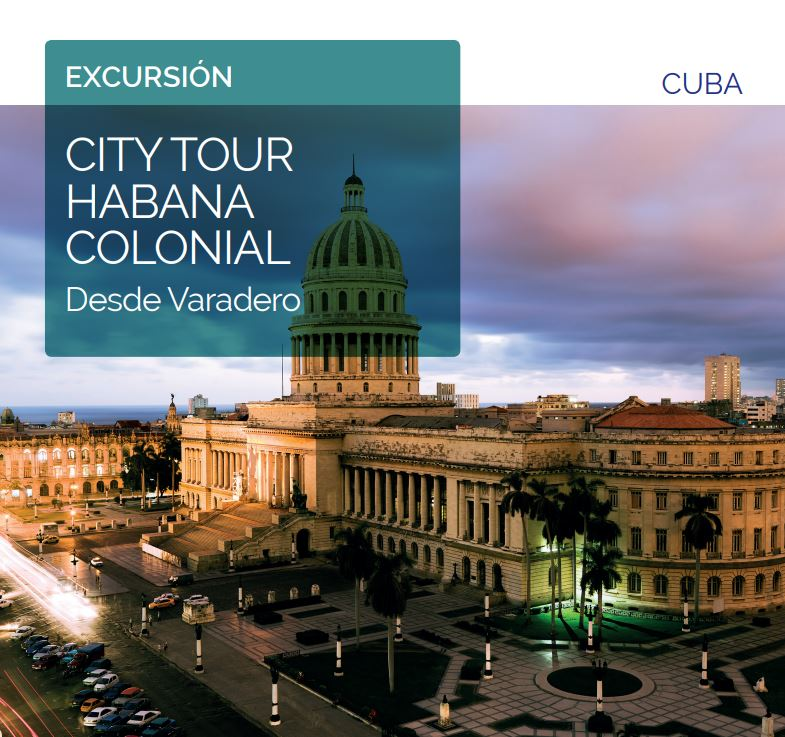Excursion a la Habana desde Varadero