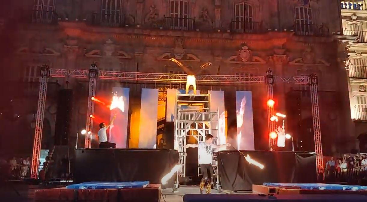 Festival FACYL Salamanca Eventos