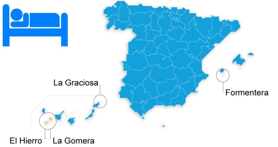 Desescalada Turismo abriran hoteles en Islas Canarias y Baleares Blog noticias B2Bviajes