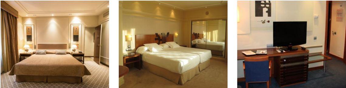 Habitaciones Hotel Olid Valladolid
