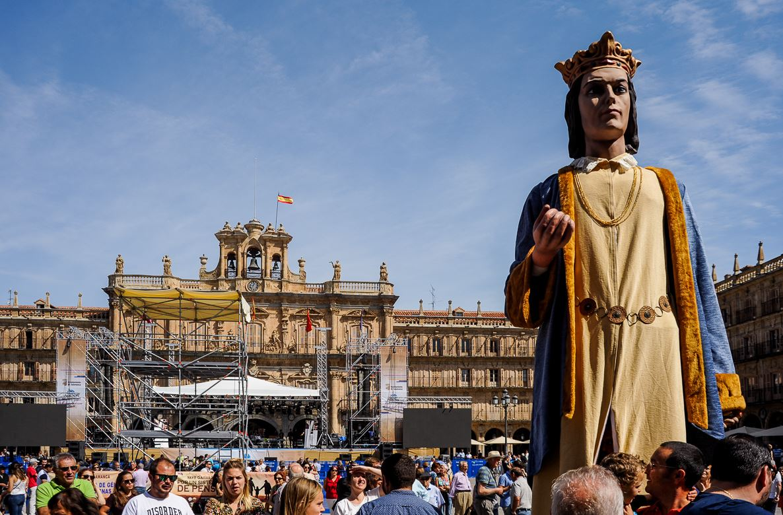 Fiestas de la Virgen de la Vega  Salamanca eventos b2b Viajes