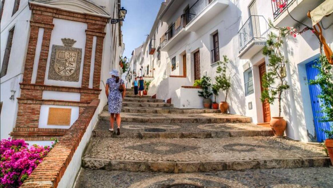 Frigiliana excursion desde Malaga
