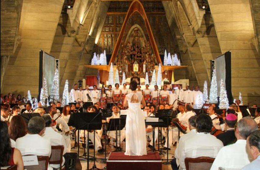 Gala de Navidad Punta Cana Villancicos Eventos b2b Viajes