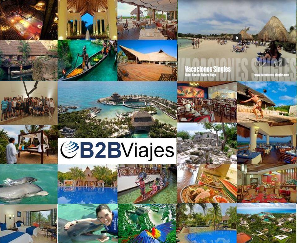 Viajes a Riviera Maya Grupos Vacaciones Singles