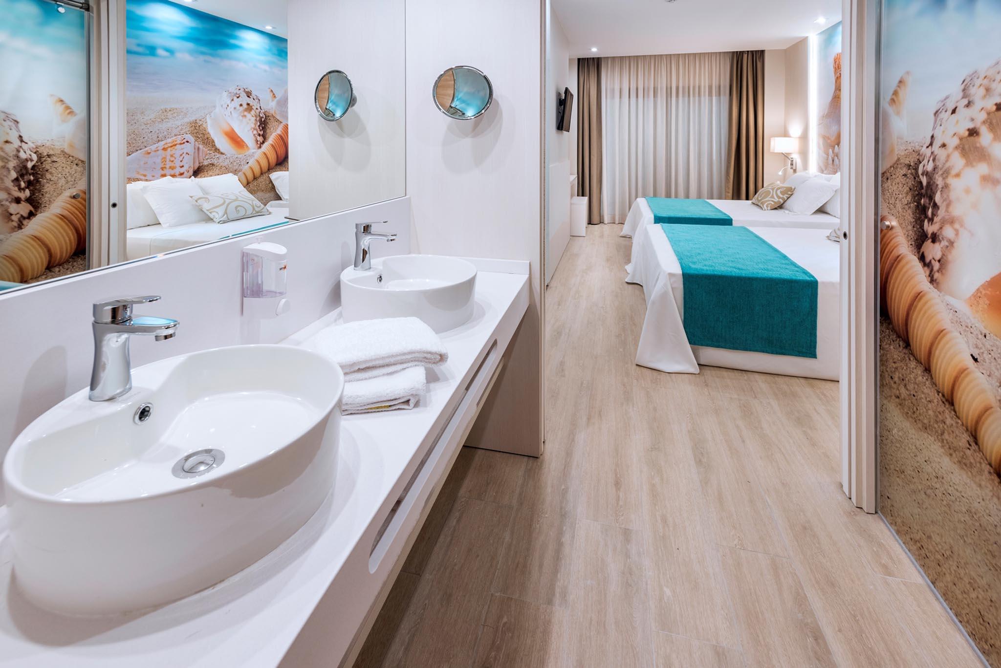 Habitación doble b2b viajes Hotel Stella & Spa