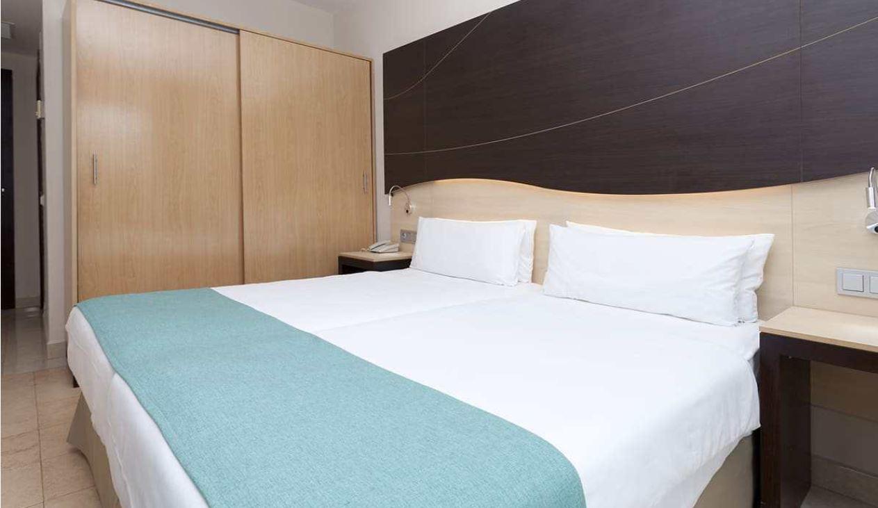 Habitacion Individual Standard del Hotel Impressive playa de granada