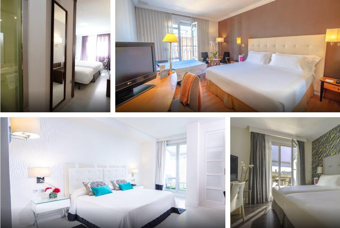 Hotel Barcelo Carmen Granada Habitación Deluxe b2b viajes