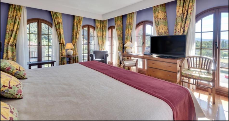 Hotel Barceló Monasterio de Boltaña habitaciones  b2bviajes