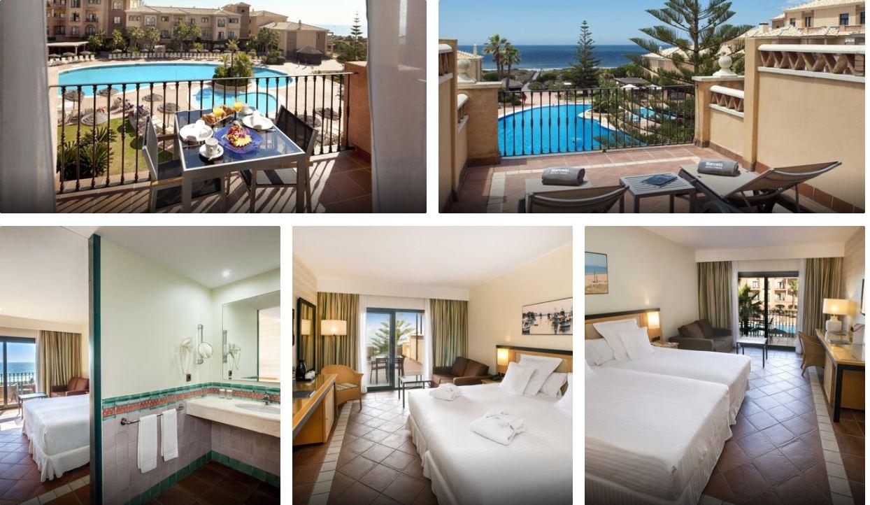 Habitaciones Hotel Barcelo Punta Umbria Mar Huelva B2Bviajes