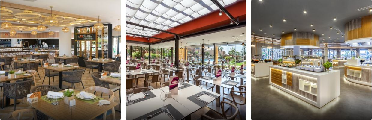Restaurantes Hotel Barcelo Punta Umbria Mar Oferta Vacaciones Singles pensión completa