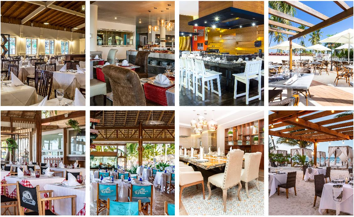 Hotel Be Live Punta Cana Colection Solo Adultos Restaurantes Tematicos