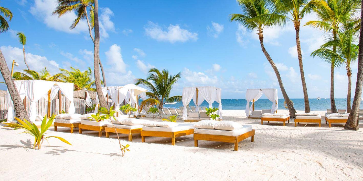 Hotel Be Live Punta Cana Colection Solo Adultos ubicacion en primera linea de playa