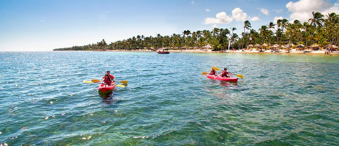Deportes acuaticos en Hotel Catalonia Bavaro Punta Cana