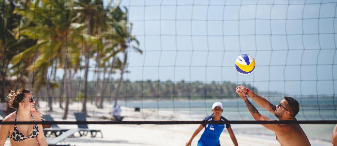 Deportes en Hotel Catalonia Bavaro Beach Punta Cana